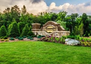 entrance landscape design