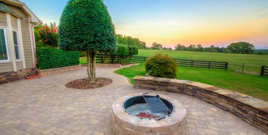 Executive Landscaping Inc Skills Hardscape Design